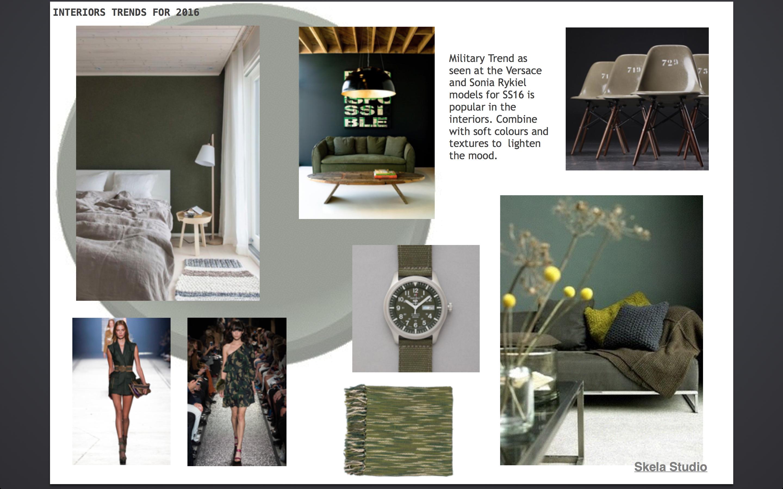 Interiors Trends 2016 Trend 1 Interior Design Retail