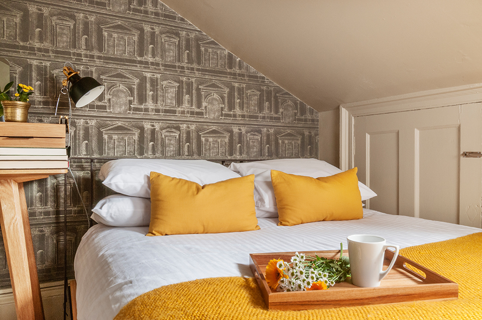 Hotel room design before and after interior design for Room interior design edinburgh