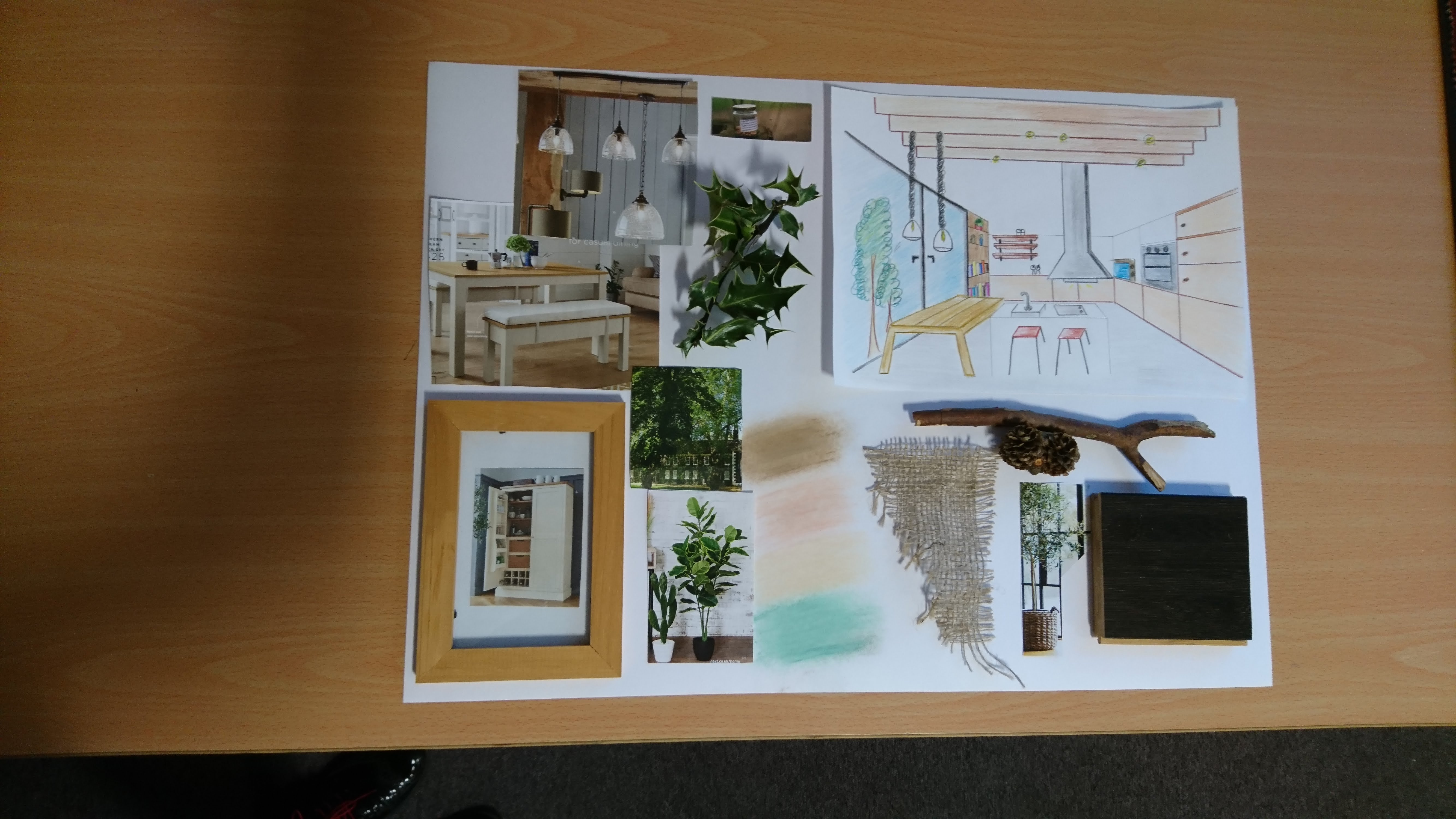 Interior Design Tips Presentation Board Interior