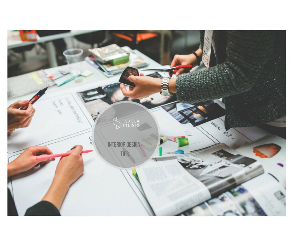 Interior design tips presentation board interior design retail design home staging for Teach yourself interior design