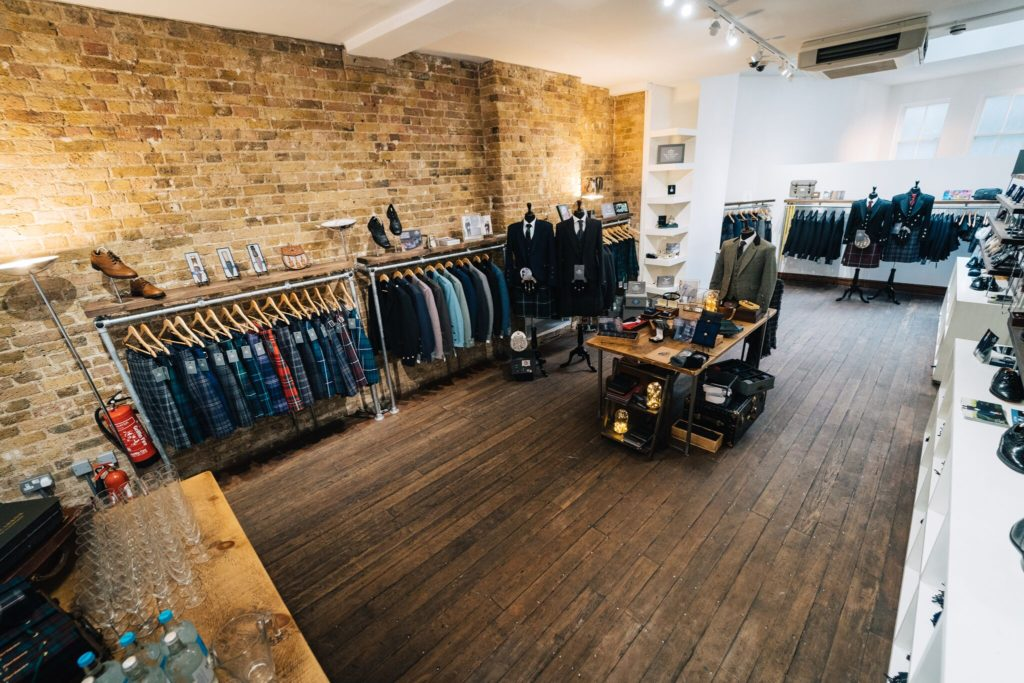 Commercial interior Designer - Retail Design, Shop Design Scotland
