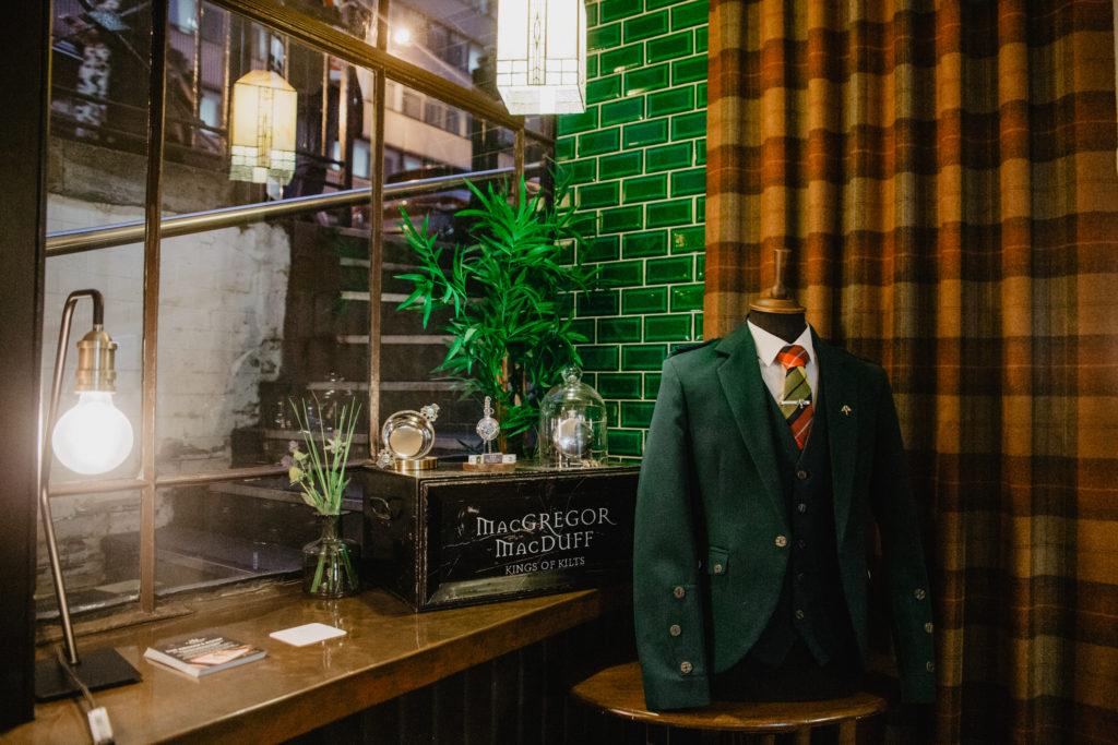 Retail Design Scotland pop-up shop design in Glasgow